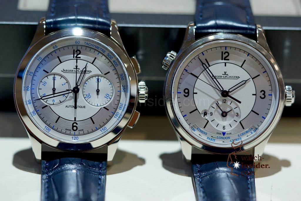 Jaeger-LeCoultre Master Control Chronograph, Geographic