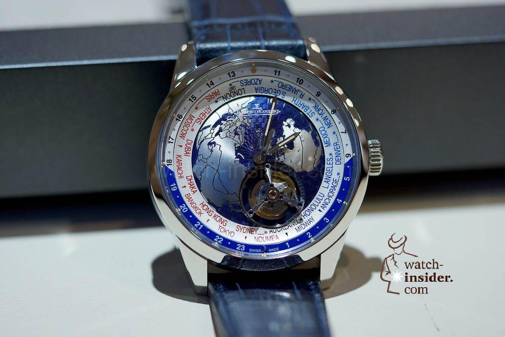 Jaeger-LeCoultre Geophysic Tourbillon Universal Time