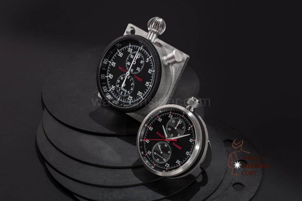 Montblanc TimeWalker Chronograph Rally Timer Counter Limited Edition 100