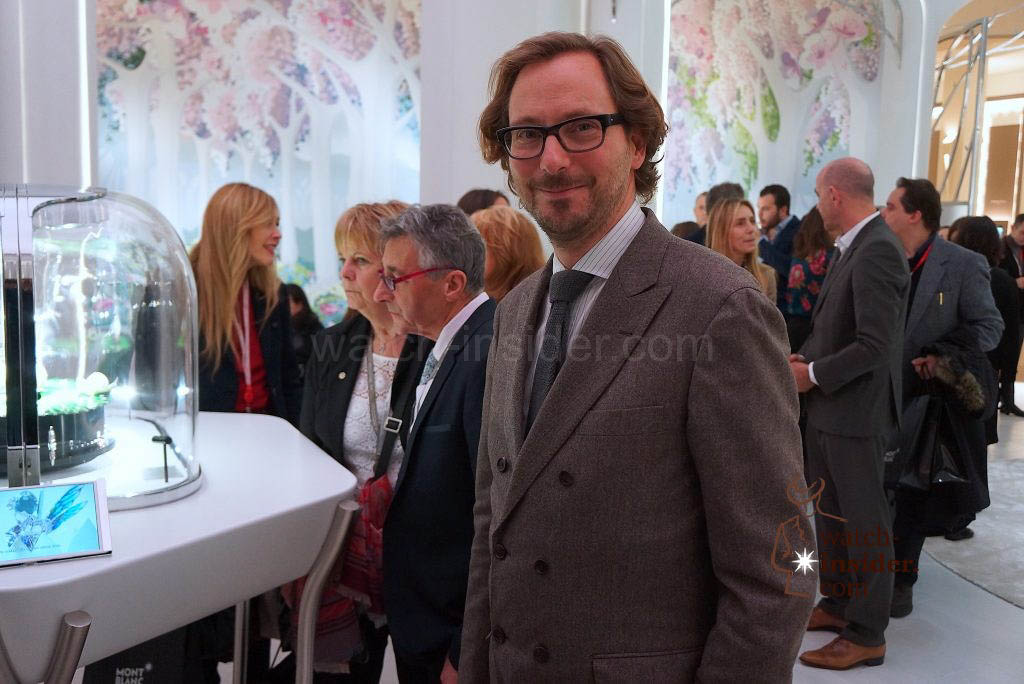 Nicolas Bos CEO Van Cleef & Arpels