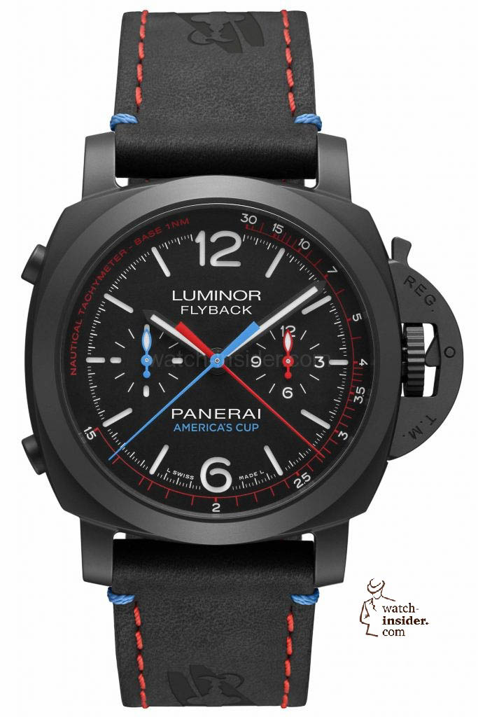 Panerai Luminor 1950 ORACLE TEAM USA 3 Days Chrono Flyback Automatic Ceramica – 44mm