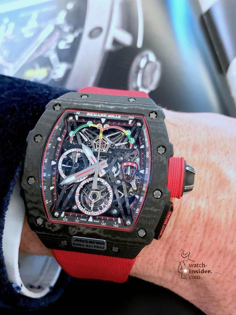 Richard Mille RM 50-03 McLaren F1