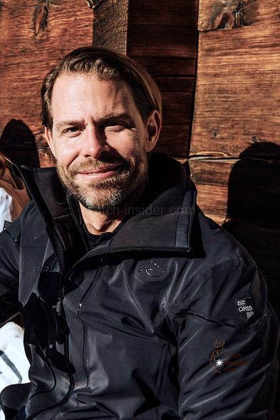 Rolf Studer, CEO Oris