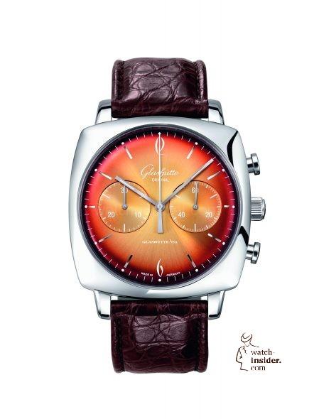 Glashütte Original Sixties Iconic Tangerine