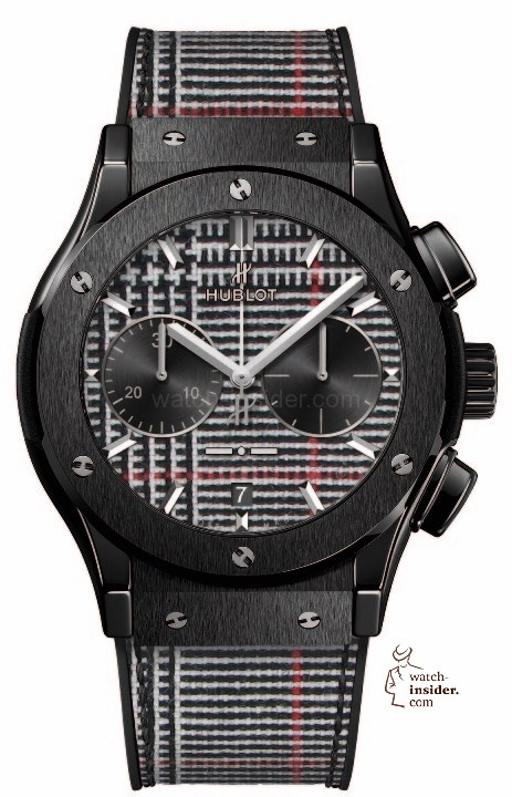 Hublot Classic Fusion Italia Independent collection