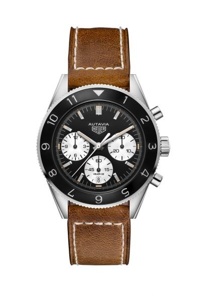 TAG Heuer AUTAVIA, returning icon