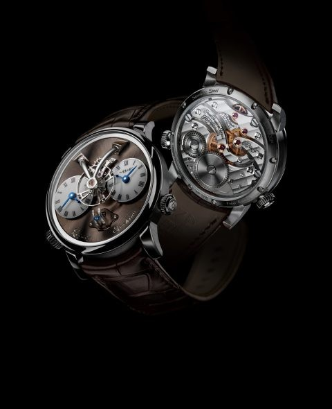 MB&F Legacy Machine Final Edition