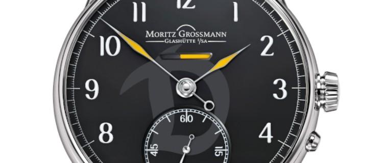 Moritz Grossmann Benu Power Reserve Dynamo Dresden edition