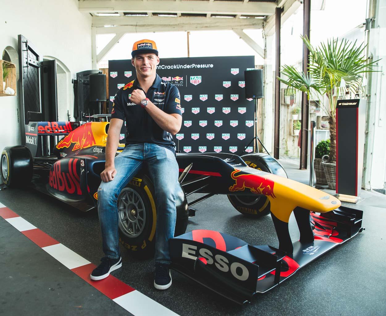 TAG Heuer Formula 1 No.33 Max Verstappen Special Edition