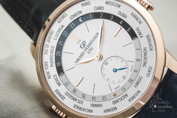 Girard-Perregaux 1966 WW.TC – Watch-Insider.com