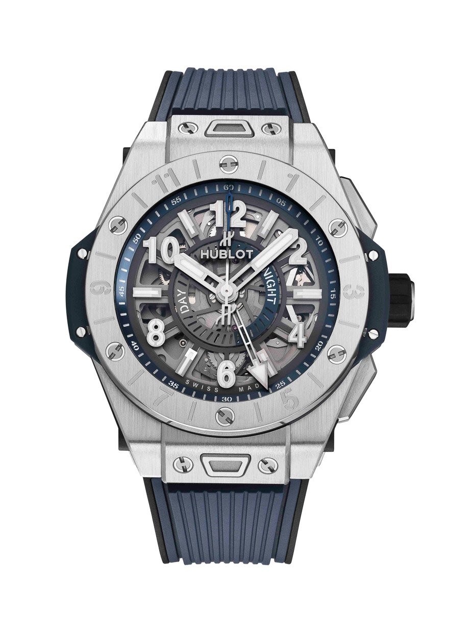 Hublot Big Bang Unico GMT Titanium