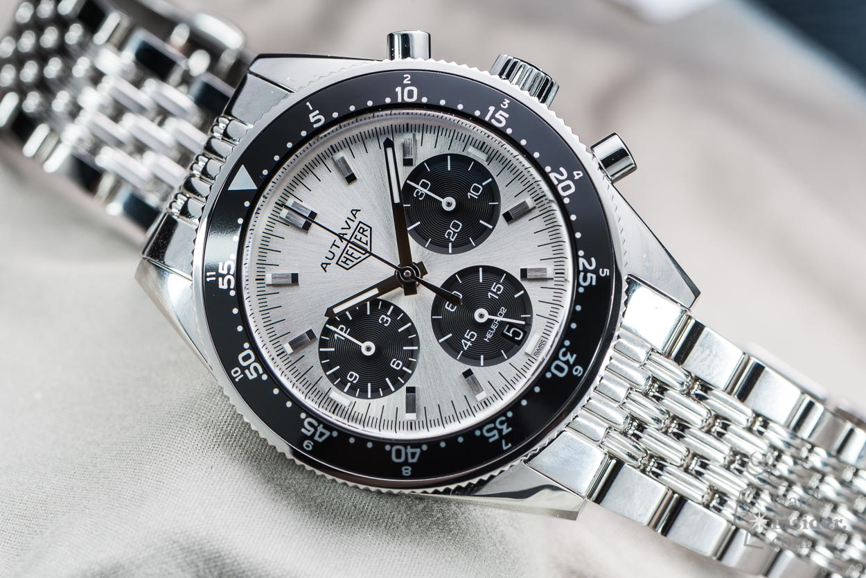 Heuer Autavia Jack Heuer 85th birthday special edition review