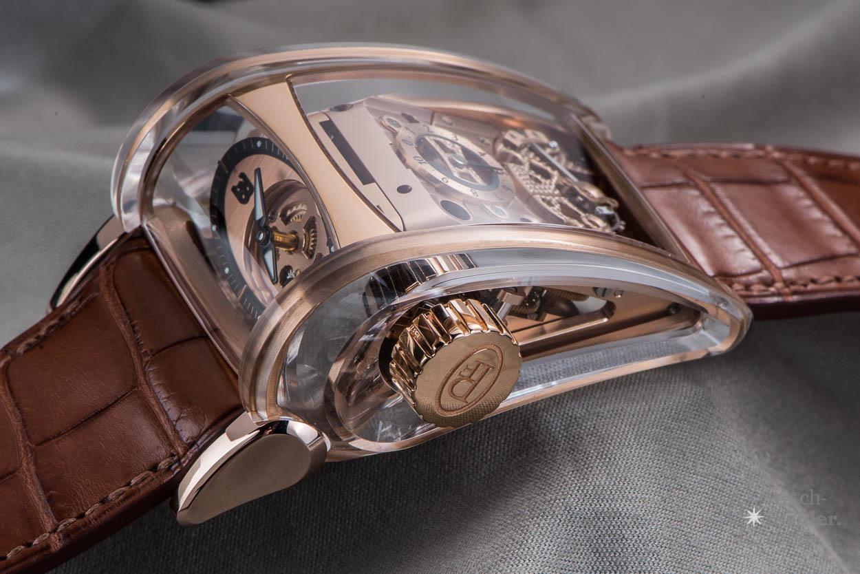 Sunday Showcase - Parmigiani Fleurier Bugatti Super Sport Saphir