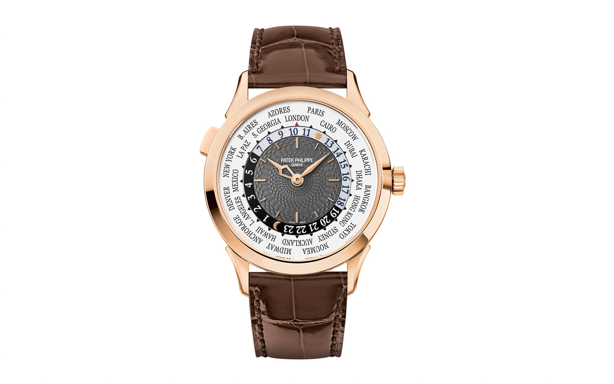 Patek Philippe 5230 World Time Watch, the Heart as an assistant