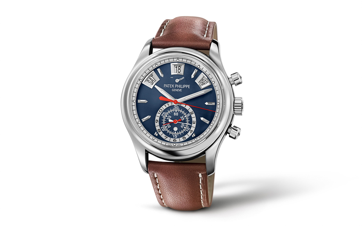 Patek Philippe 5960 Annual calendar, Playing with the devil