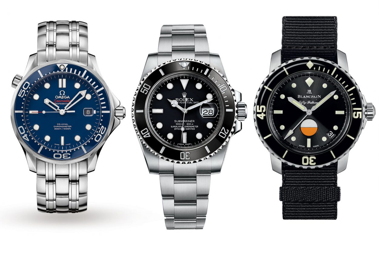 top 10 dive watches for 2017 insider