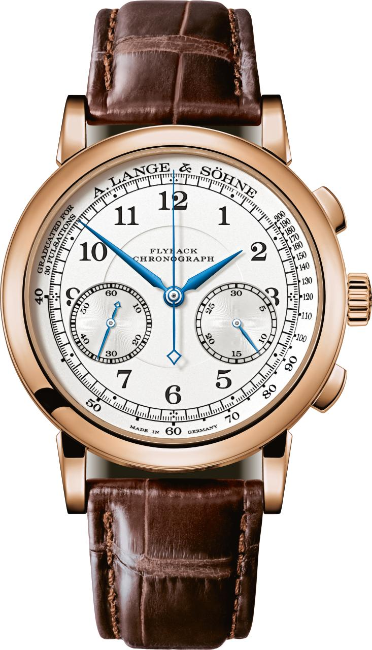 A. Lange & Söhne - Flyback Chronograph