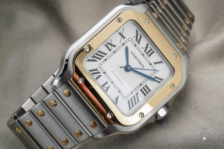 Cartier Santos redefined with live photos – Watch-Insider.com