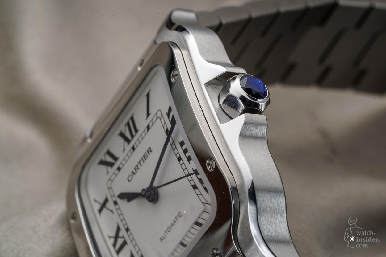 Cartier Santos Medium 2018