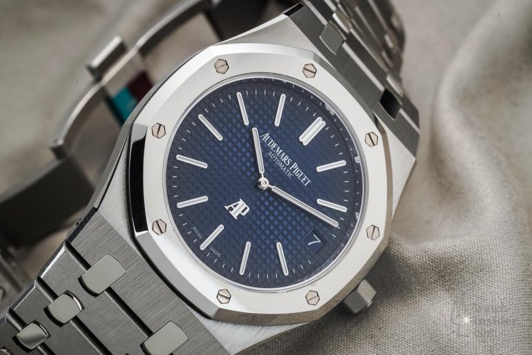 608220efa51e One watch that needs no introduction for sure is the Audemars Piguet Royal  Oak. Ever since it was launched in the 70 s this model has been around with  it s ...