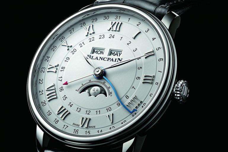 Blancpain Villeret Quantième Complet GMT – Watch-Insider.com