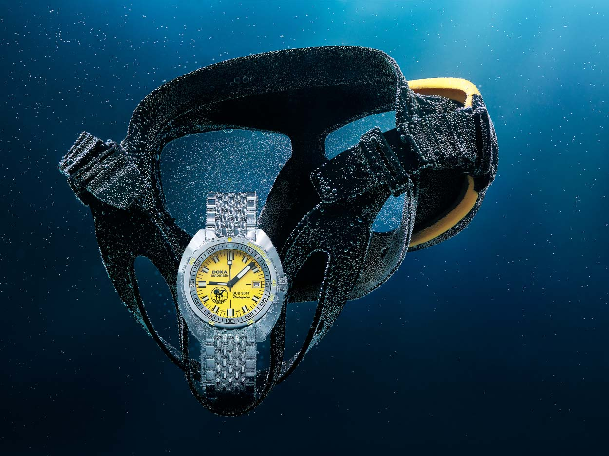 "Doxa SUB 300T Divingstar ""Poseidon Edition"""