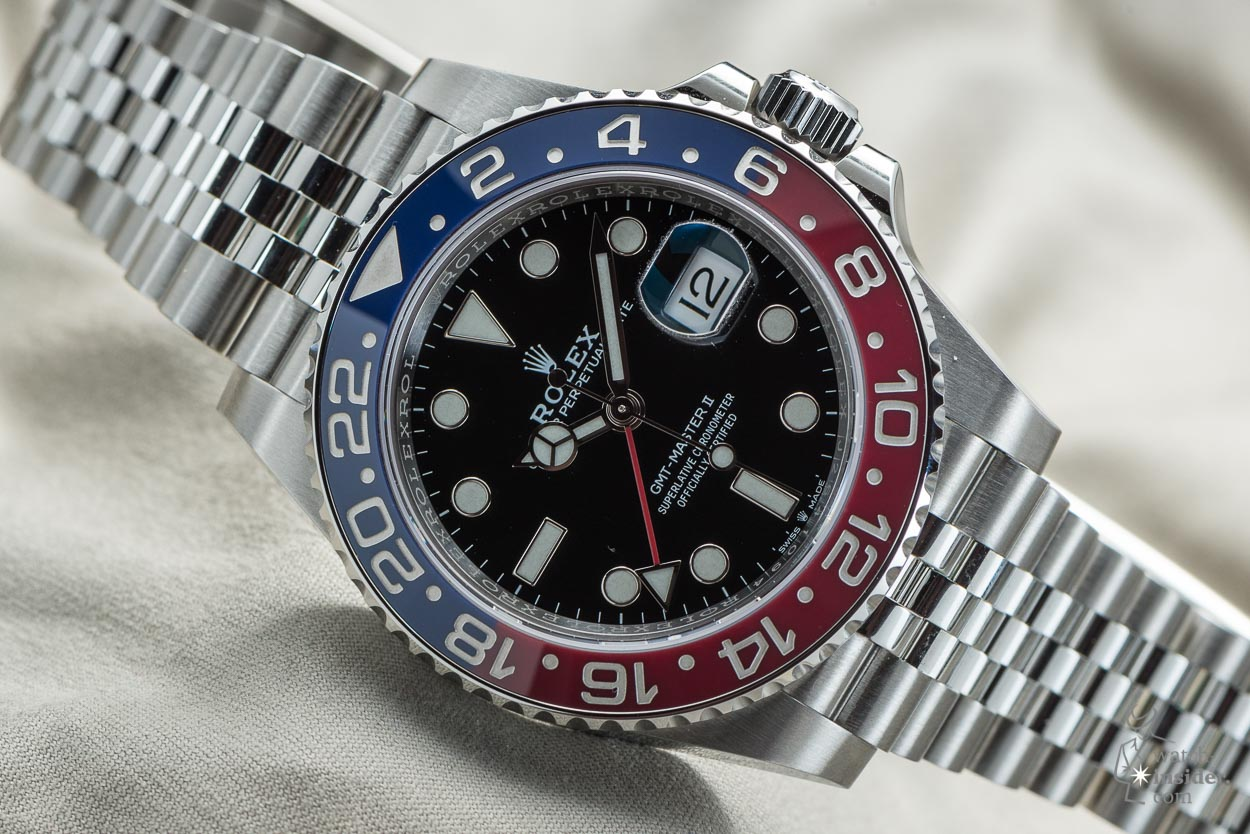 Baselworld 2018 Tudor And Rolex Gmt Pepsi Impression