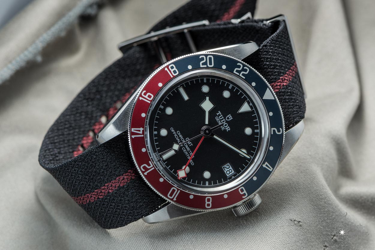 Baselworld 2018 Tudor And Rolex Gmt Pepsi Impression Watch