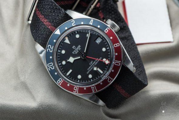 2d0c6ad51bd Baselworld 2018 - Tudor and Rolex GMT Pepsi impression – Watch ...