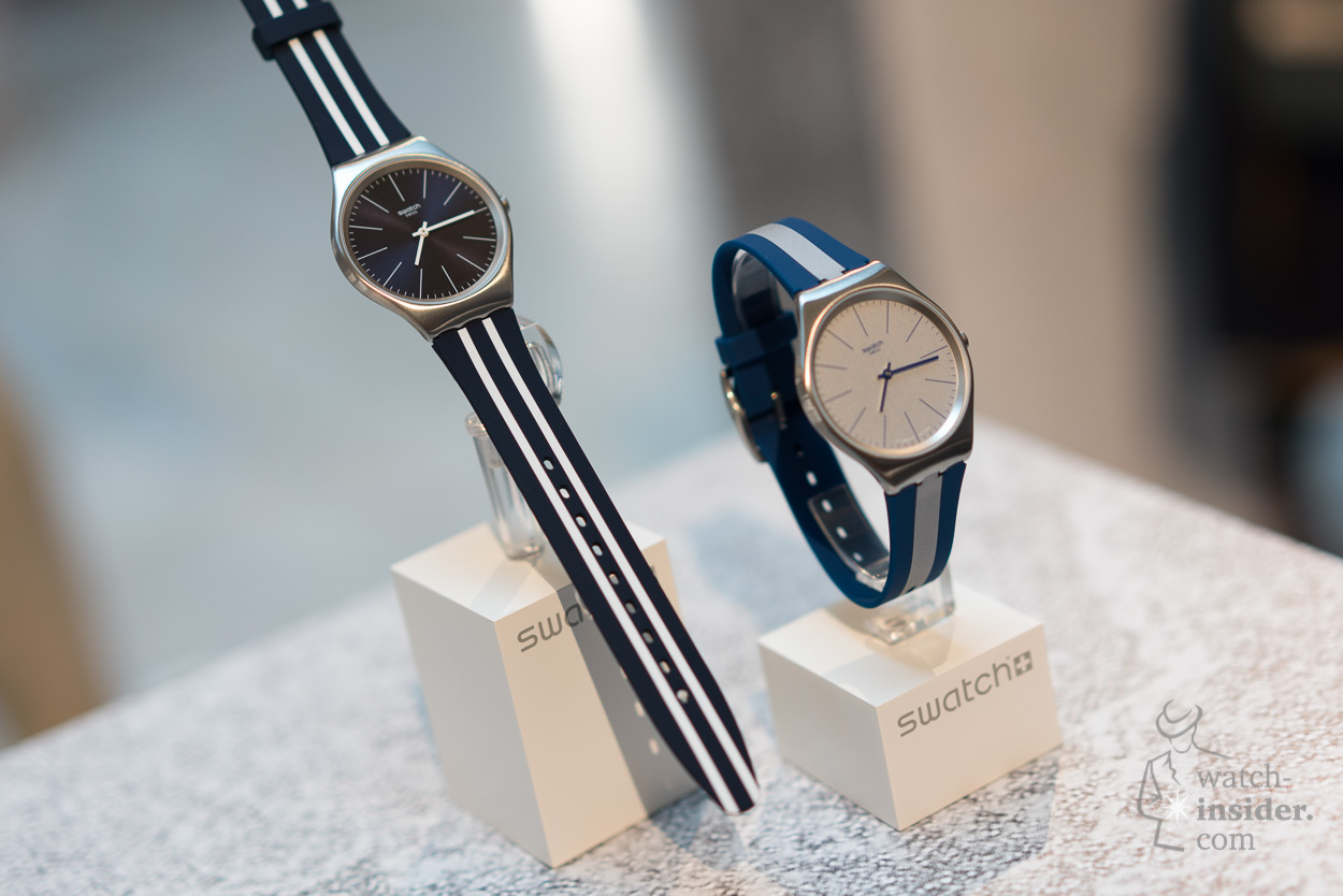 410520c9963f Launch of Swatch Skin Irony collection – Watch-Insider.com