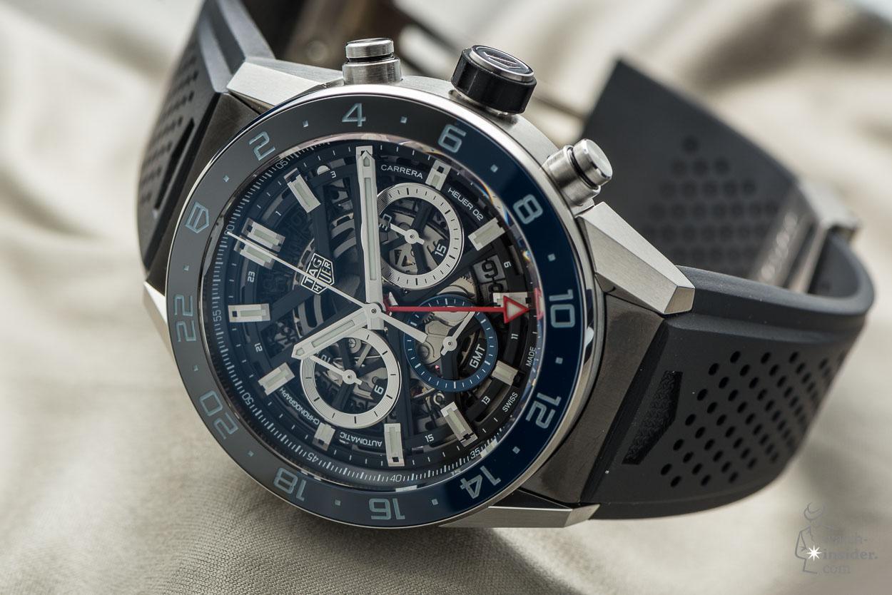 7ed47c7afe3 TAG Heuer Carrera Chronograph GMT – Watch-Insider.com