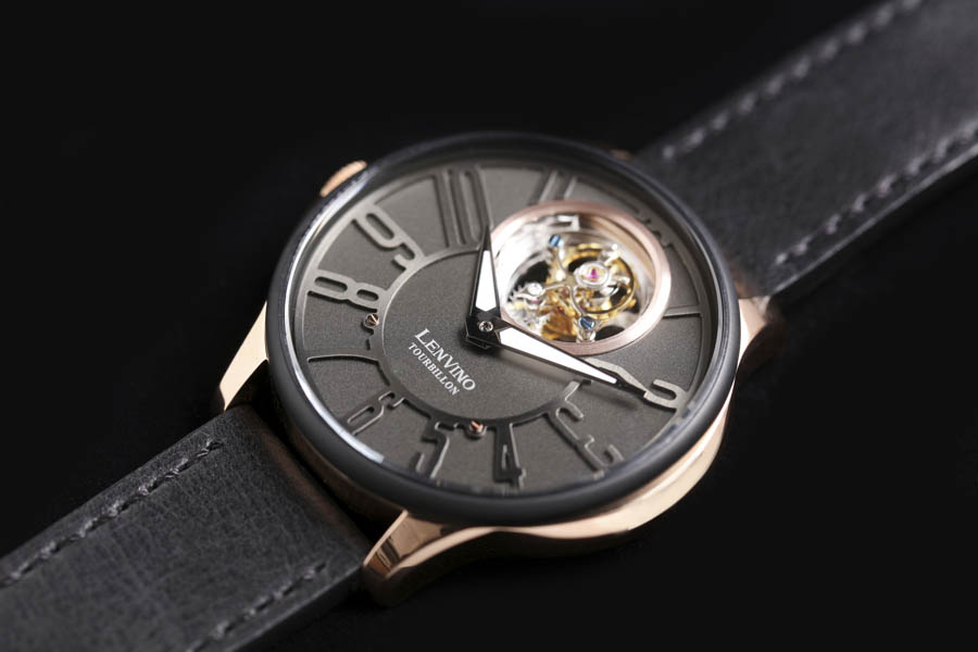 Lenvino: Tourbillon Tour Collection 3